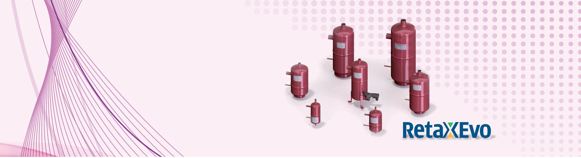 Separatore d'olio Retax Evolution